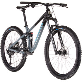 Marin Rift Zone 1, gloss black/charcoal/blue